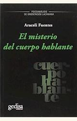 Papel EL MISTERIO DEL CUERPO HABLANTE