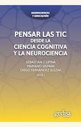 Papel PENSAR LAS TIC DESDE LA CIENCIA COGNITIVA Y LA NEUROCIENCIA