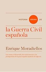Papel HISTORIA MINIMA DE LA GUERRA CIVIL ESPAÑOLA