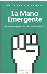 Papel LA MANO EMERGENTE