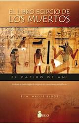 Papel EL LIBRO EGIPCIO DE LOS MUERTOS