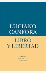 Papel LIBRO Y LIBERTAD