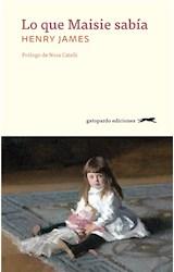 E-book Lo que Maisie sabía