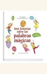 Papel SEIS HISTORIAS SOBRE LAS PALABRAS MÁGICAS