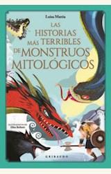 Papel LAS HISTORIAS MÁS TERRIBLES DE MONSTRUOS MITOLÓGICOS