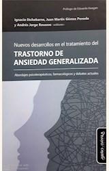 Papel TRATAMIENTOS DE ANSIEDAD GENERALIZADA