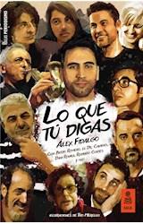 E-book Lo que tú digas