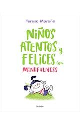 E-book Niños atentos y felices con mindfulness