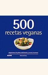 Papel 500 RECETAS VEGANAS