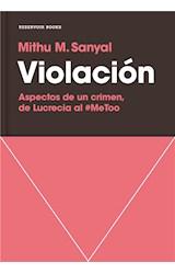 E-book Violación