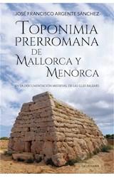 E-book Toponimia Prerromana de Mallorca y Menorca
