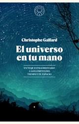 Papel UNIVERSO EN TU MANO, EL