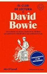 Papel CLUB DE LECTURA DE DAVID BOWIE, EL