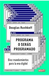 E-book Programa o serás programado