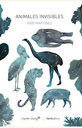 Papel ANIMALES INVISIBLES
