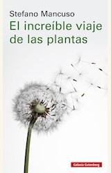 Papel EL INCREÍBLE VIAJE DE LAS PLANTAS