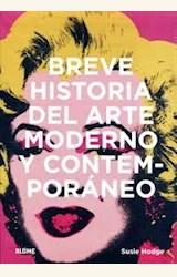 Papel BREVE HISTORIA DEL ARTE MODERNO Y CONTEMPORÁNEO