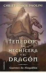 Papel TENEDOR, LA HECHICERA Y EL DRAGON, EL