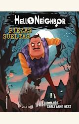 Papel PIEZAS SUELTAS. HELLO NEIGHBOR 1