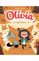 E-book Olivia. El zorro furioso (Olivia 2)