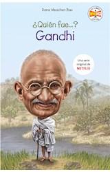 E-book ¿Quién fue Gandhi?