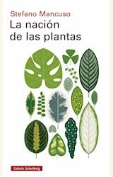 Papel LA NACIÓN DE LAS PLANTAS
