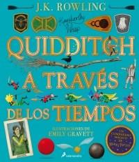 Papel QUIDDITCH A TRAVES DE LOS TIEMPOS - ILUS