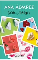 E-book Serie Amigos (Pack con ¿Solo Amigos? | Más que amigos | Amigos y algo más | Amigos, sin más | Amigos y nada más)