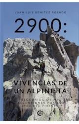 E-book 2900: Vivencias de un alpinista