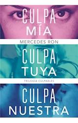 E-book Trilogía Culpables (pack con: Culpa mía   Culpa tuya   Culpa nuestra)