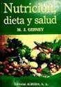 Libro Nutricion , Dieta Y Salud