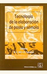 Papel TECNOLOGIA DE LA ELABORACION DE PASTA Y SEMOLA