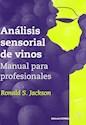Libro Analisis Sensorial De Vinos
