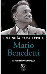 E-book Una guía para leer a Mario Benedetti