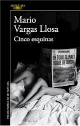 E-book Cinco Esquinas