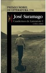 Papel CUADERNOS DE LANZAROTE I (1993-1995)