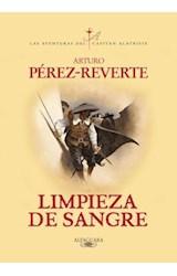 E-book Limpieza de sangre (Las aventuras del capitán Alatriste 2)