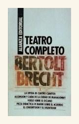 Papel TEATRO COMPLETO - BRECHT (PANOPLIA)