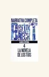 Papel NARRATIVA COMPLETA 4: LA NOVELA DE LOS TUIS