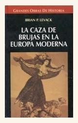Papel CAZA DE BRUJAS EN LA EUROPA MODERNA, LA