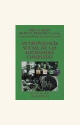 Papel ANTROPOLOGIA SOCIAL DE SOCIEDADES COMPLEJAS (R) (1999)(EN 11