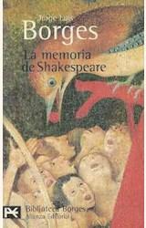 Papel LA MEMORIA DE SHAKESPEARE
