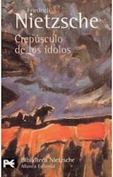 Papel CREPÚSCULO DE LOS ÍDOLOS