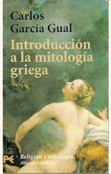 Papel INTRODUCCION A LA MITOLOGIA GRIEGA