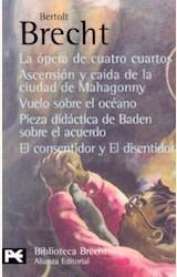 Papel OPERA DE CUATRO CUARTOS, LA/ ASCENSION Y CAIDA DE LA CIUDAD.
