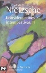 Papel CONSIDERACIONES INTEMPESTIVAS, 1