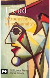 Papel INTRODUCCION AL PSICOANALISIS (R) (2002) (BA 0637)