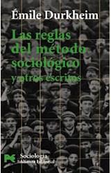 Papel REGLAS DEL METODO SOCIOLOGICO Y OTROS ESCRITOS, LAS