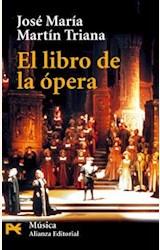 Papel LIBRO DE LA OPERA, EL