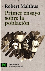 Papel PRIMER ENSAYO SOBRE LA POBLACION (R) (2000) (CS 3203)